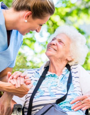 Care Givers and Senior Care